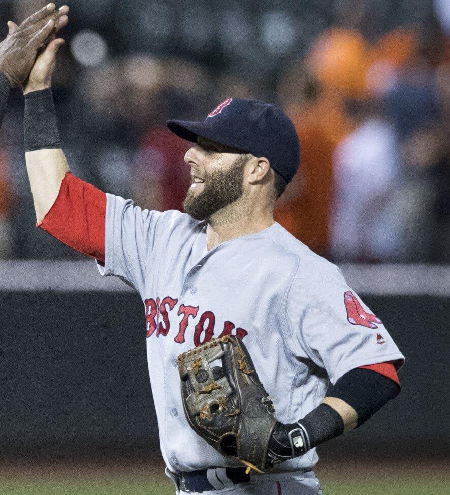 Dustin Pedroia Wilson Glove