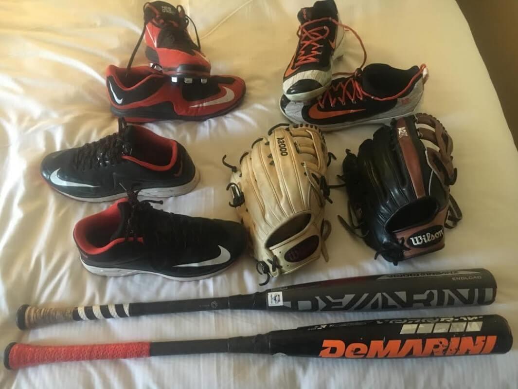 Jon Littrell Oklahoma State Baseball Gear
