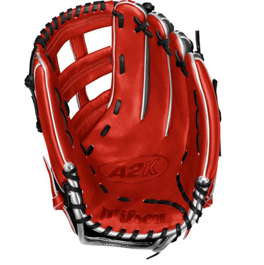 What Pros Wear Mookie Betts Wilson A2k 1799 Glove What