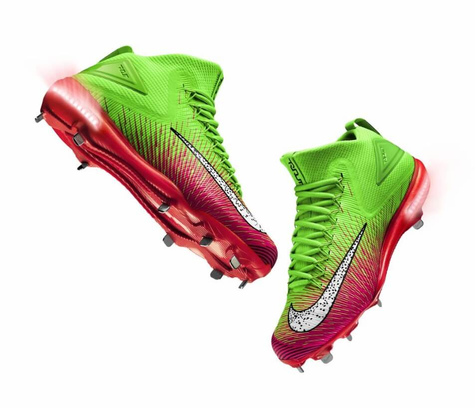 Nike Zoom Trout 3 Cleats 2