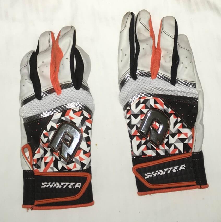 Oklahoma State Batting Gloves