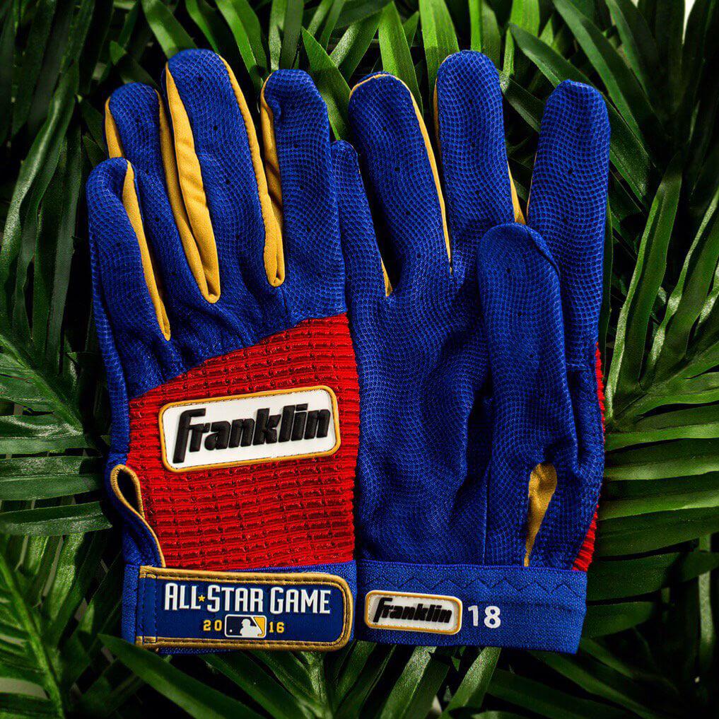 Ben Zobrist Franklin Gloves