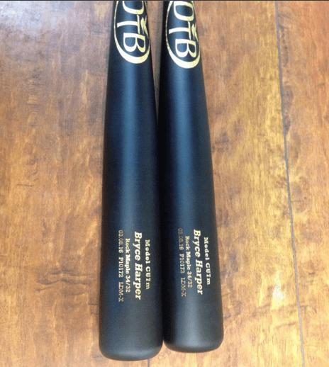 Bryce Harper DTB CU7M Bat