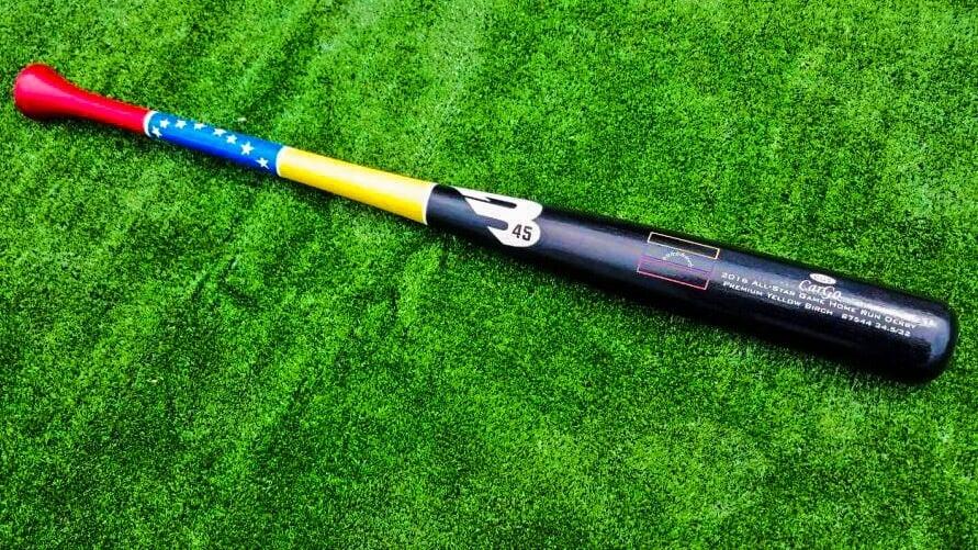Cargo B45 WR1 HR Derby Bat