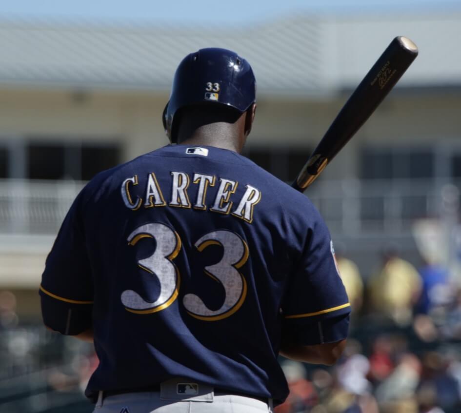 Chris Carter Power Hitter
