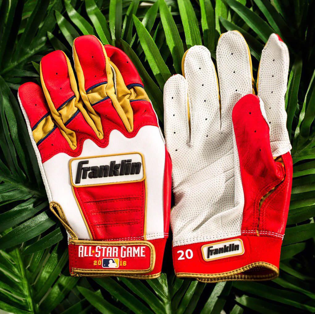 Daniel Murphy Franklin Gloves