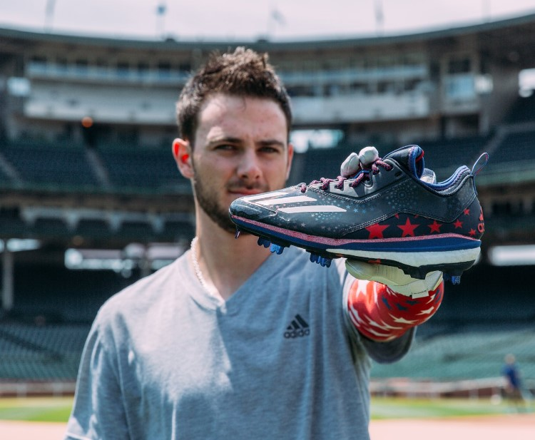 Kris Bryant 4th of July Cleats
