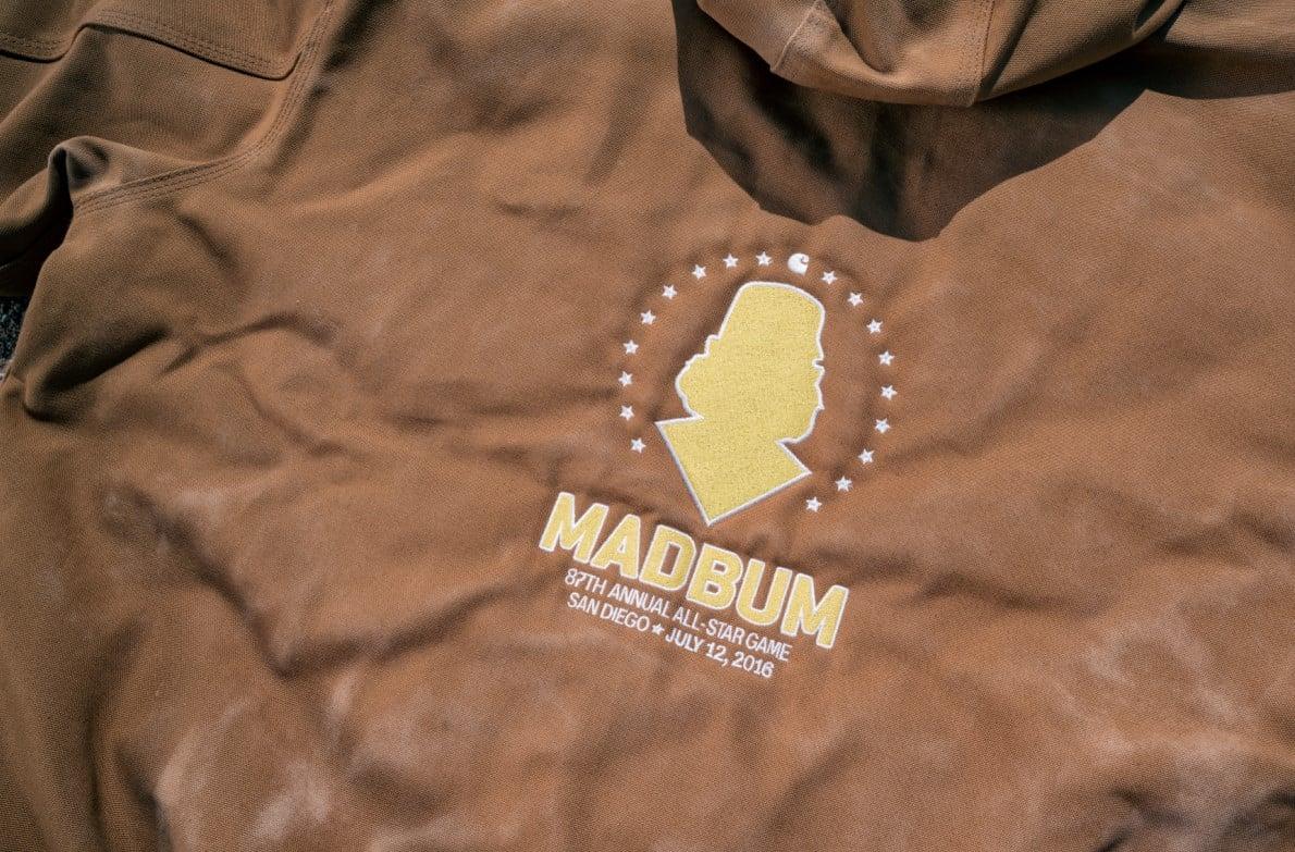 Madbum Carhartt Jacket