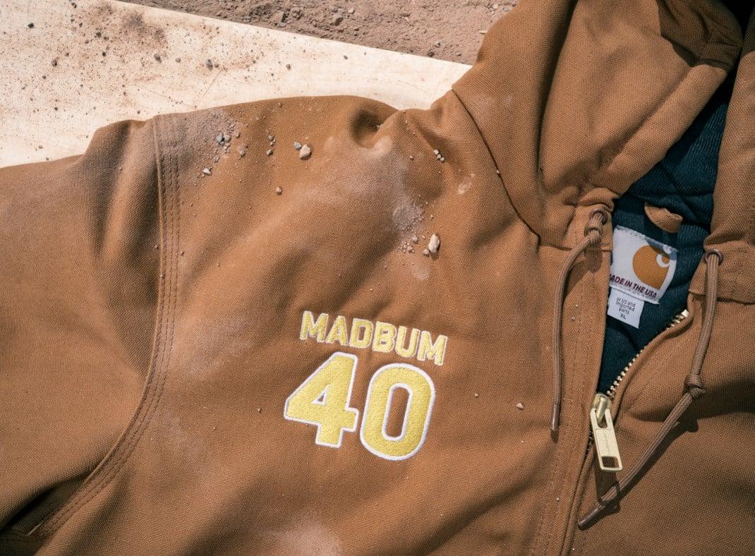 Madison Bumgarner Carhartt Jacket