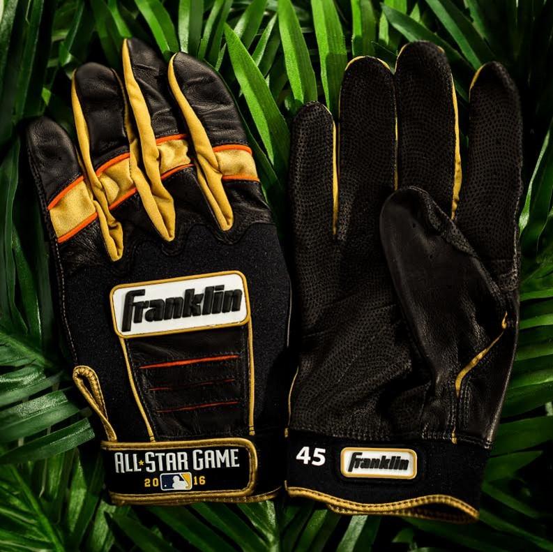 Mark Trumbo Batting Gloves