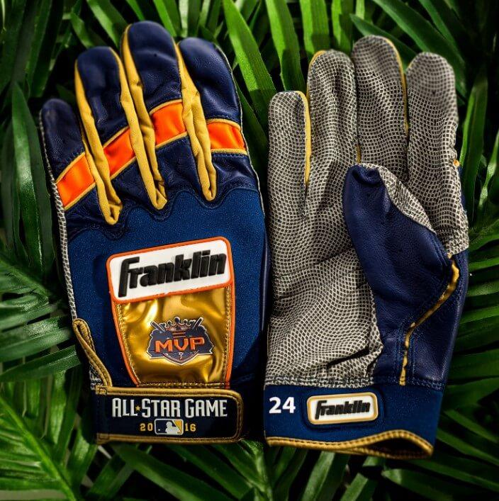 Miguel Cabrera Franklin Gloves