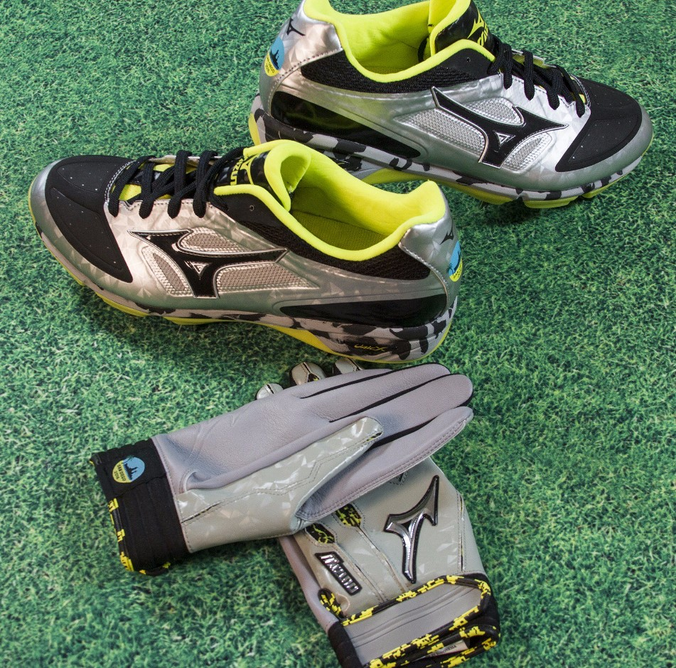 Mizuno All Star Cleats