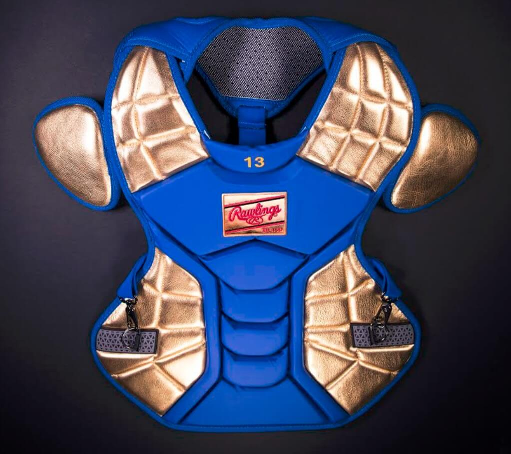 Salvador Perez Rawlings All Star Chest Protector