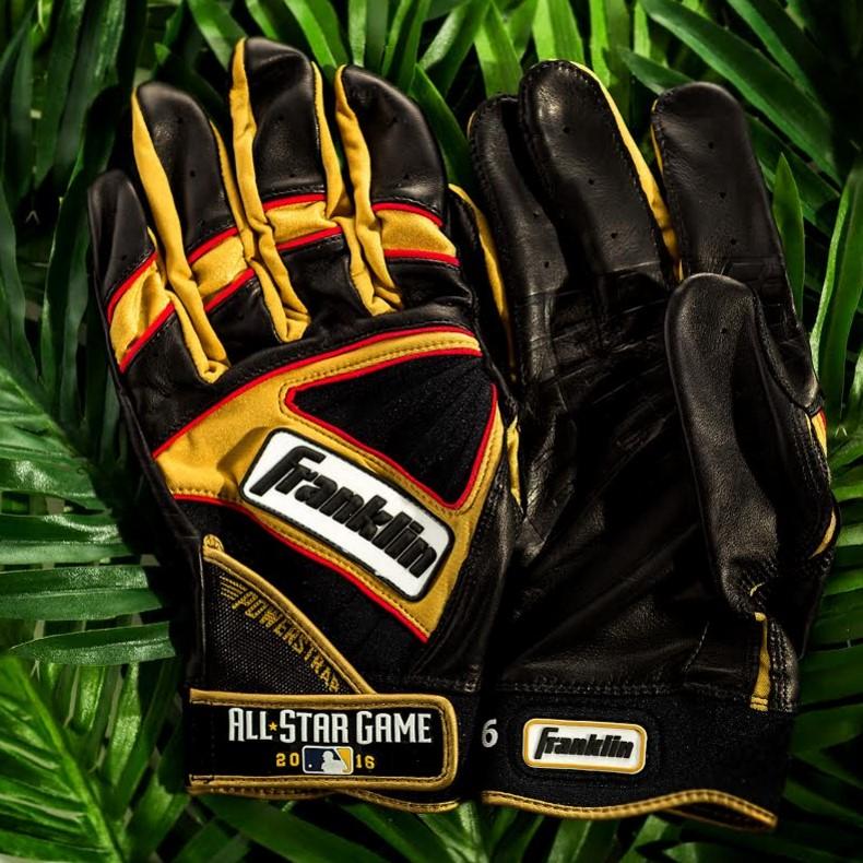 Starling Marte Franklin Batting Gloves