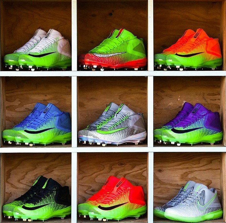 Trout 3 All Star Game cleat