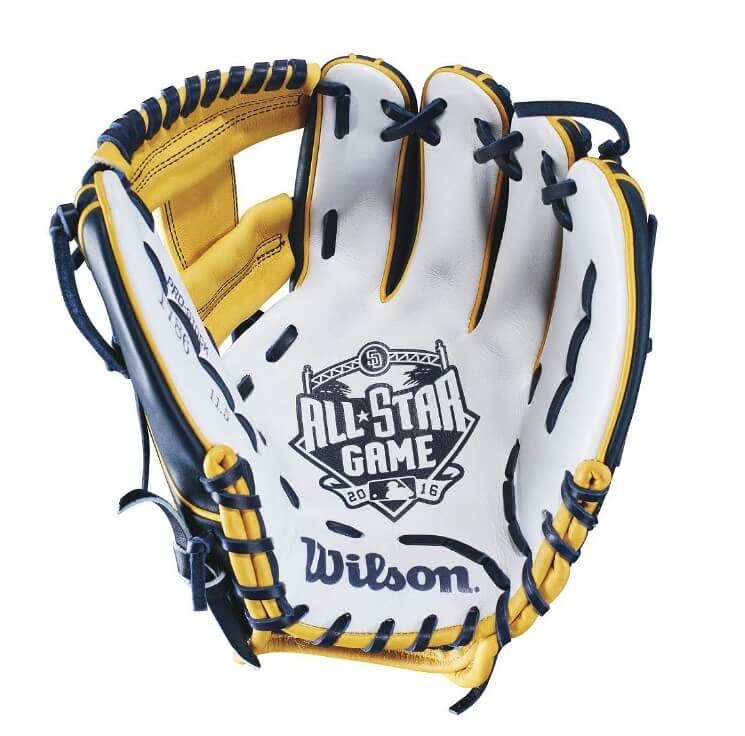 Wilson A2000 1786 San Diego All Star Glove 5