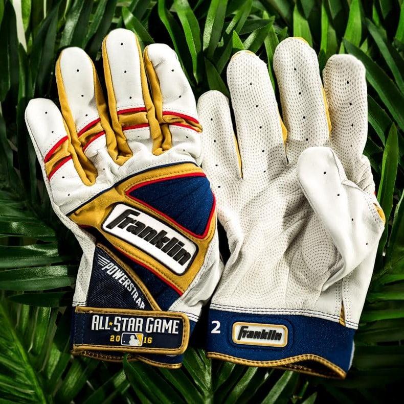Xander Bogaerts Franklin Batting Gloves