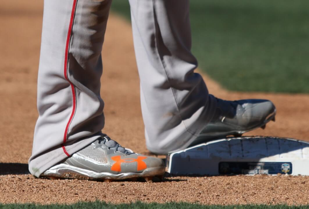 Yoan Moncada Under Armour Cleats