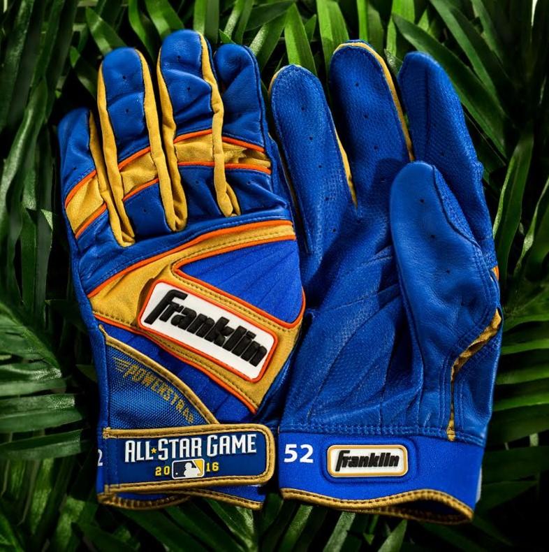 Yoenis Cespedes Franklin Batting Gloves