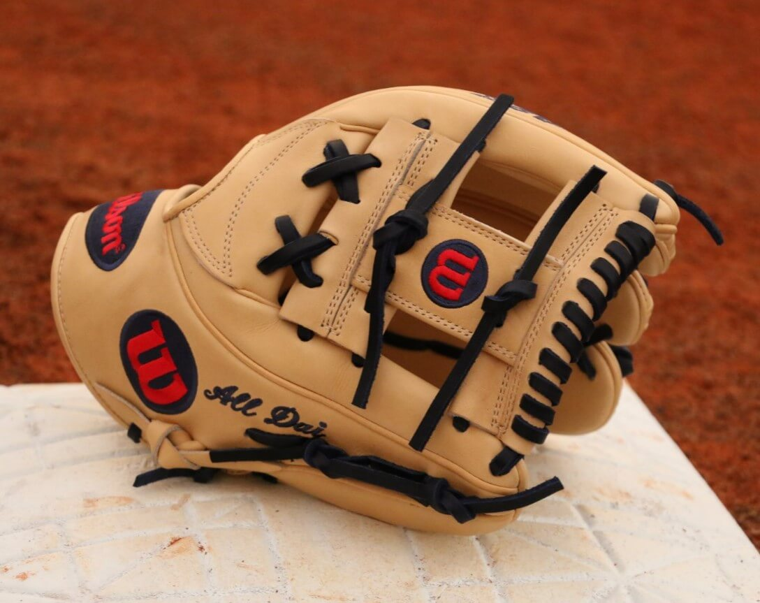 Dansby Swanson Wilson A2K 1787 Glove