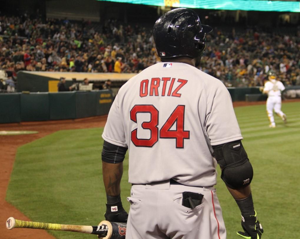 David Ortiz Power Hitters