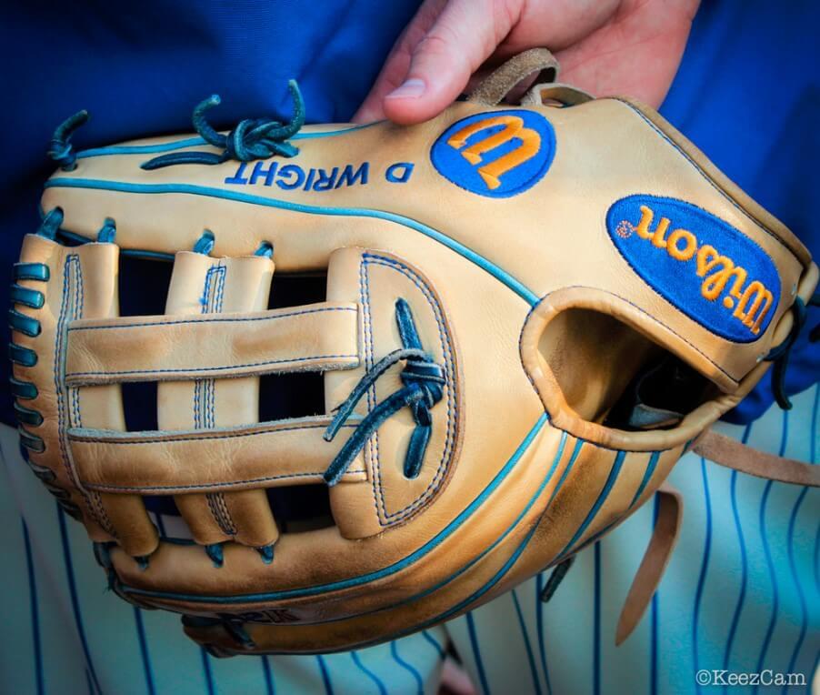 David Wright Wilson A2K Glove