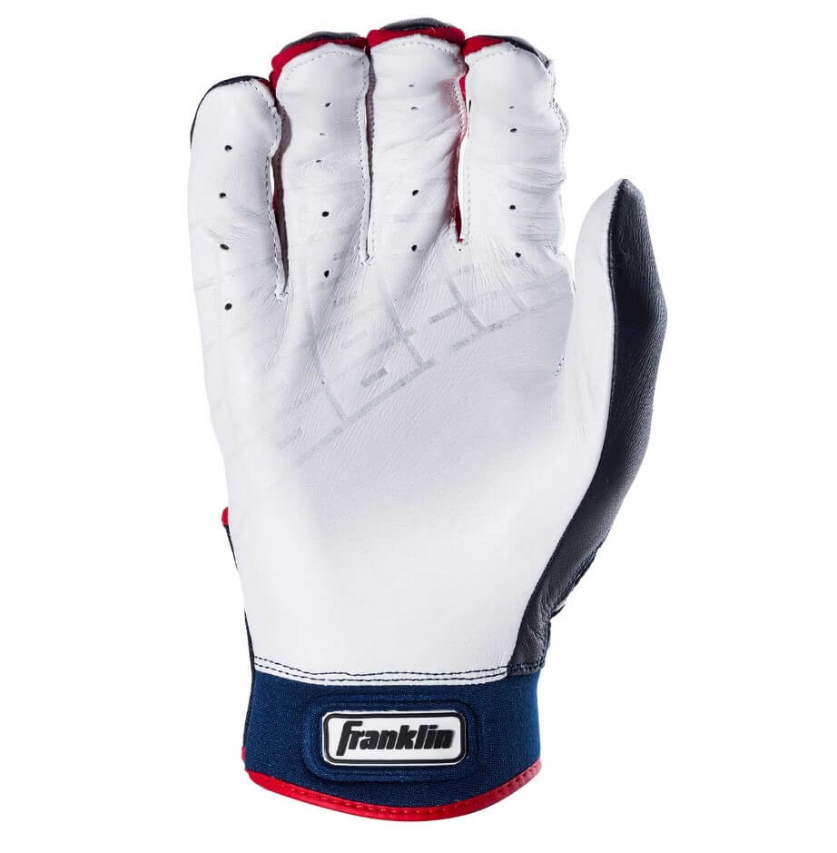Franklin Powerstrap Batting Gloves 2