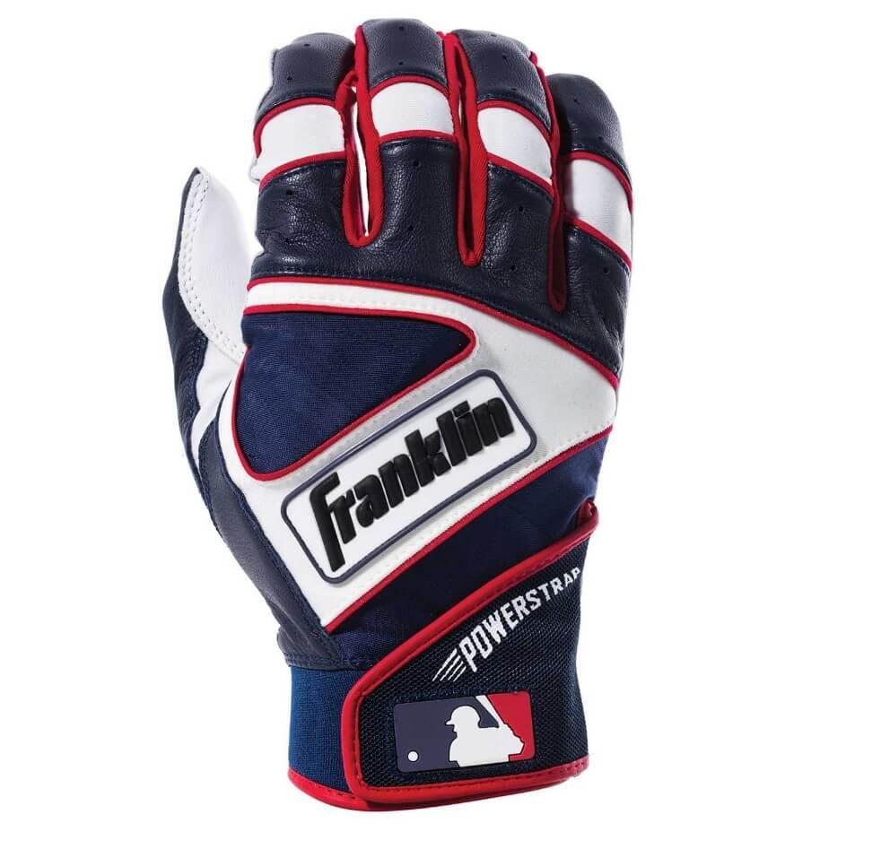 Franklin Powerstrap Batting Gloves