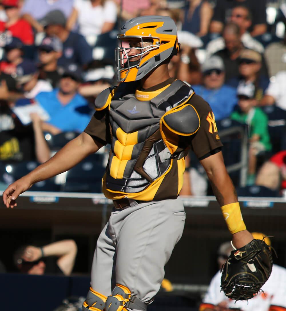 Gary Sanchez All-Star Catcher