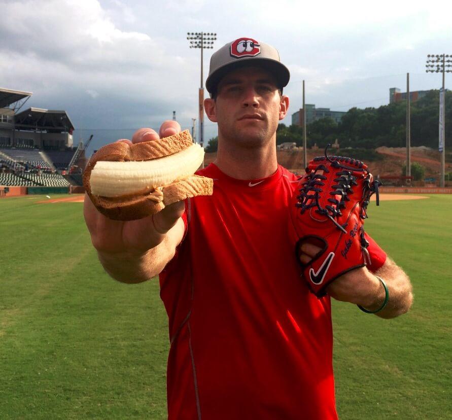 Jake Reed Banana Sandwich