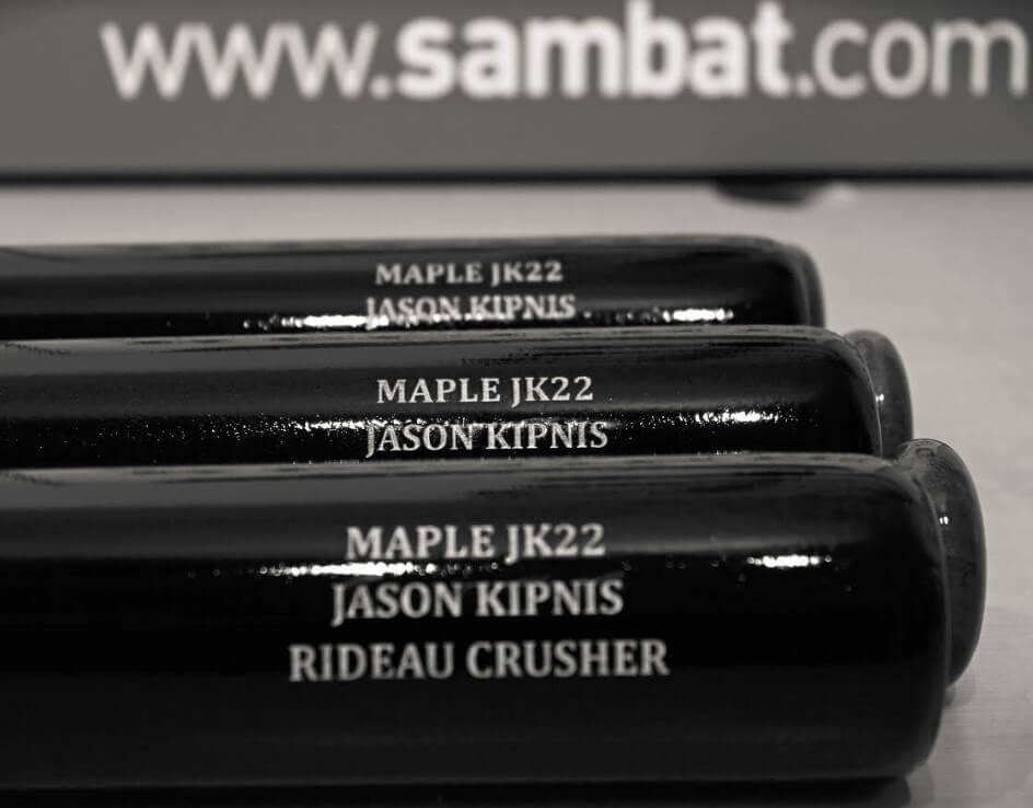 Jason Kipnis Sam Bat JK22 Bat