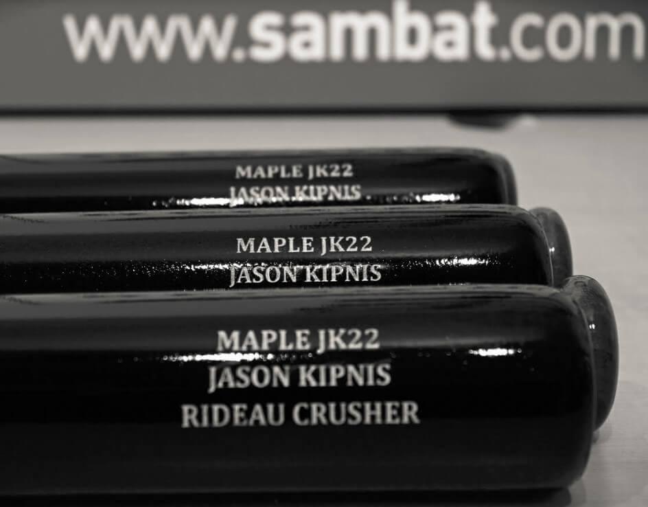 Jason Kipnis Sam Bat JK22 Bat