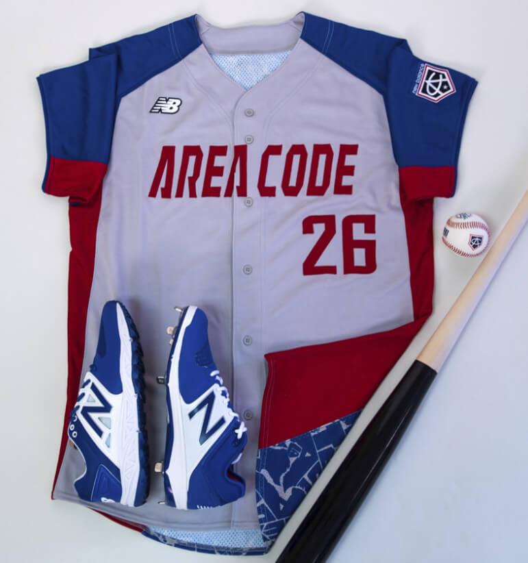 Rangers Jerseys Area Code Games