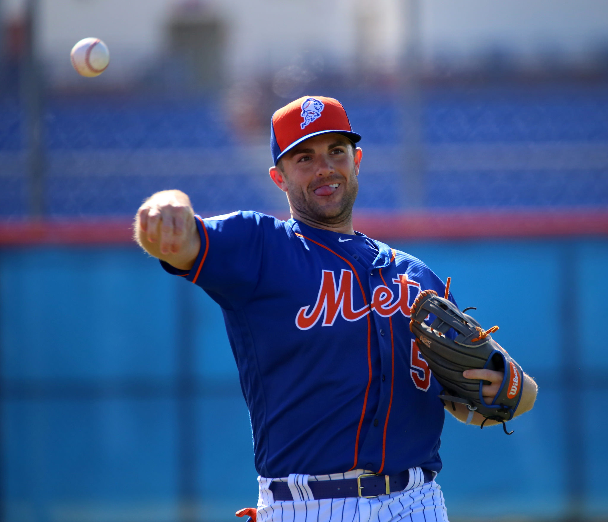 David Wright's Wilson A2K DW5 Glove