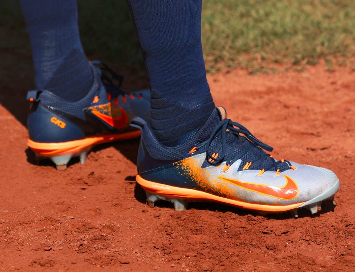 What Pros Wear Best Baseball Cleats 2017 - What Pros Wear