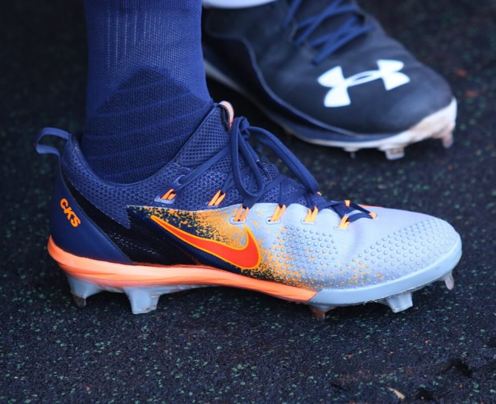 George Springer Nike Cleats