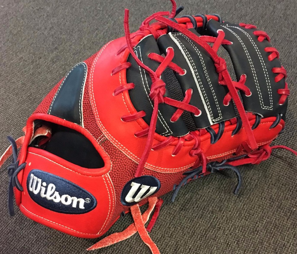 What Pros Wear Hanley Ramirez' Wilson A2000 1617 Superskin ...