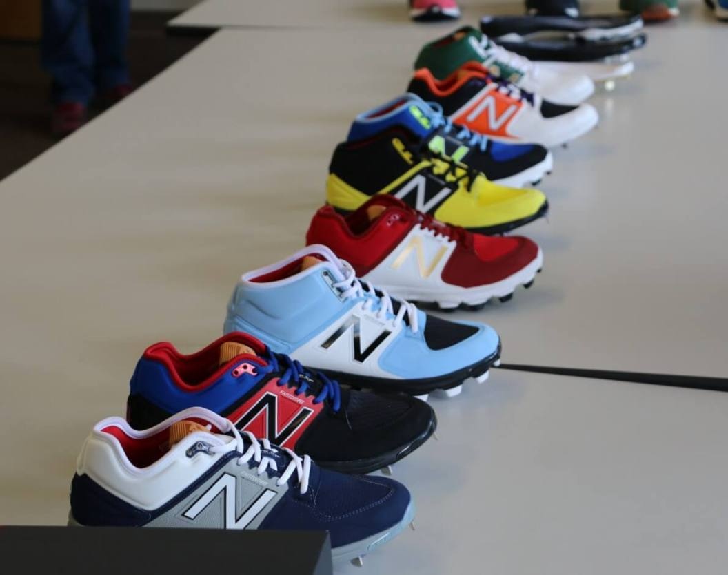 8f24d555 What Pros Wear: New Balance's Fully Custom NB1 3000v3 to Your Door ...