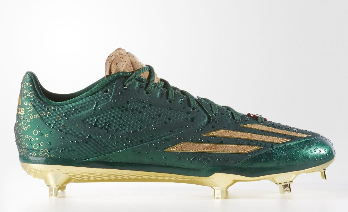 adidas champagne cleat