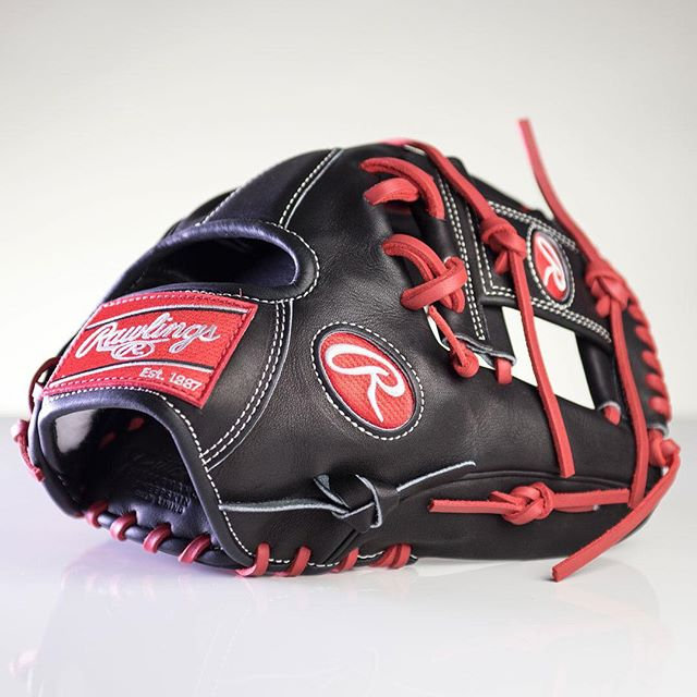 Francisco Lindor's Rawlings Pro Preferred PROS15ICB