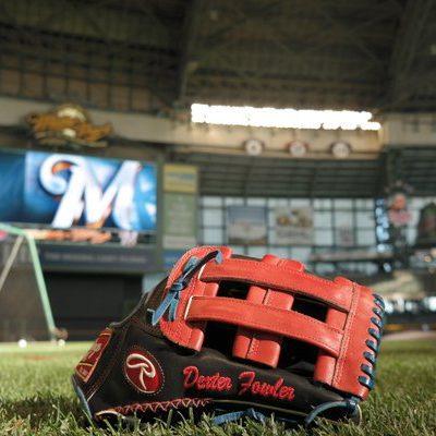 Dexter Fowler Glove