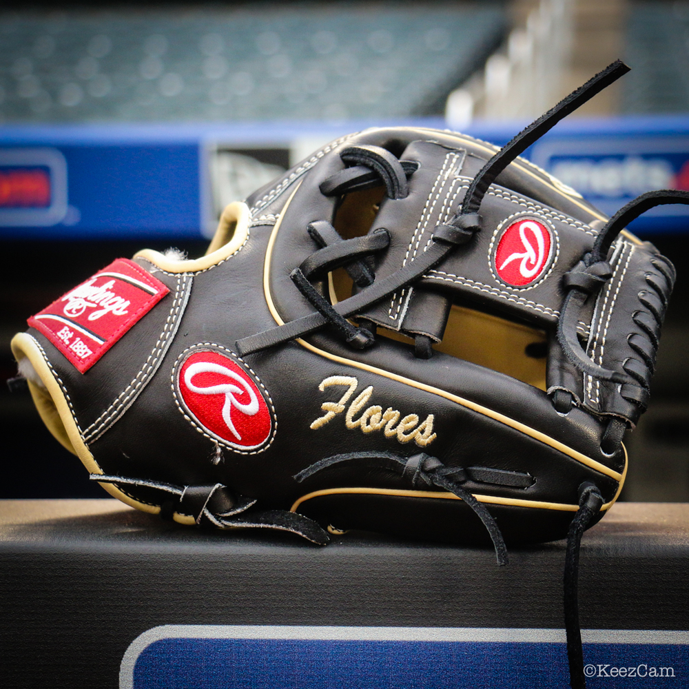 Wilmer Flores Rawlings Pro Preferred PROS314-2CB