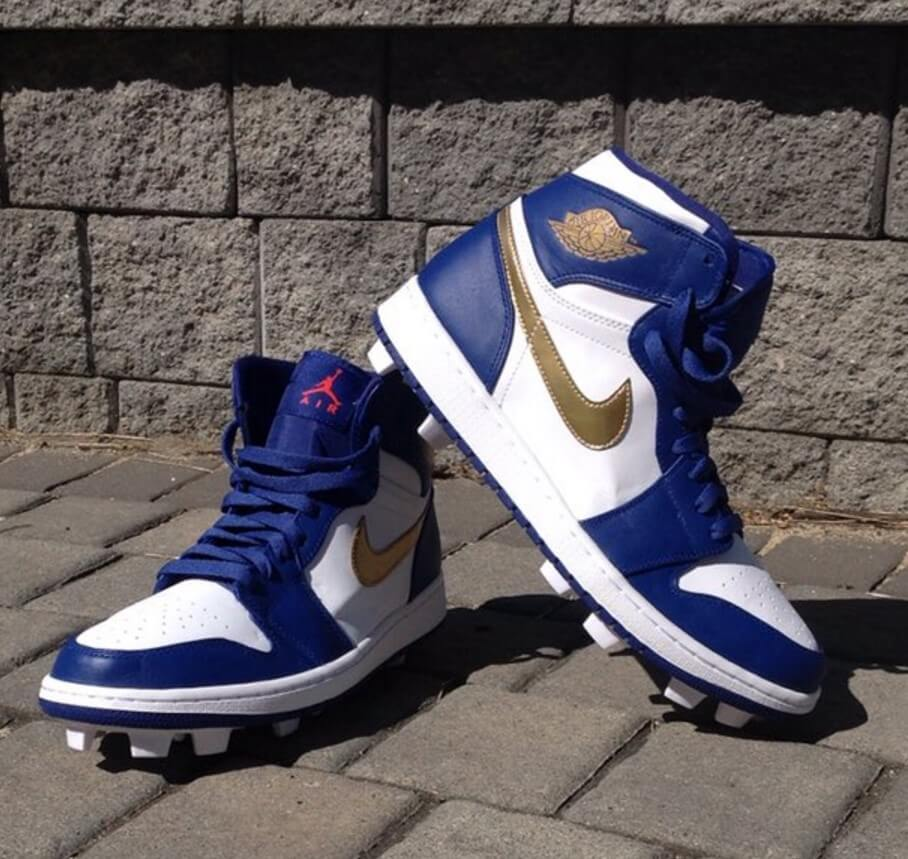 25a679398098 What Pros Wear Are Custom Cleats (Spikes on Sneakers) Worth It  What ...