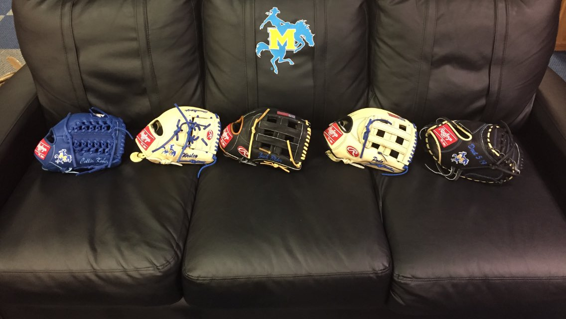 McNeese State Gloves
