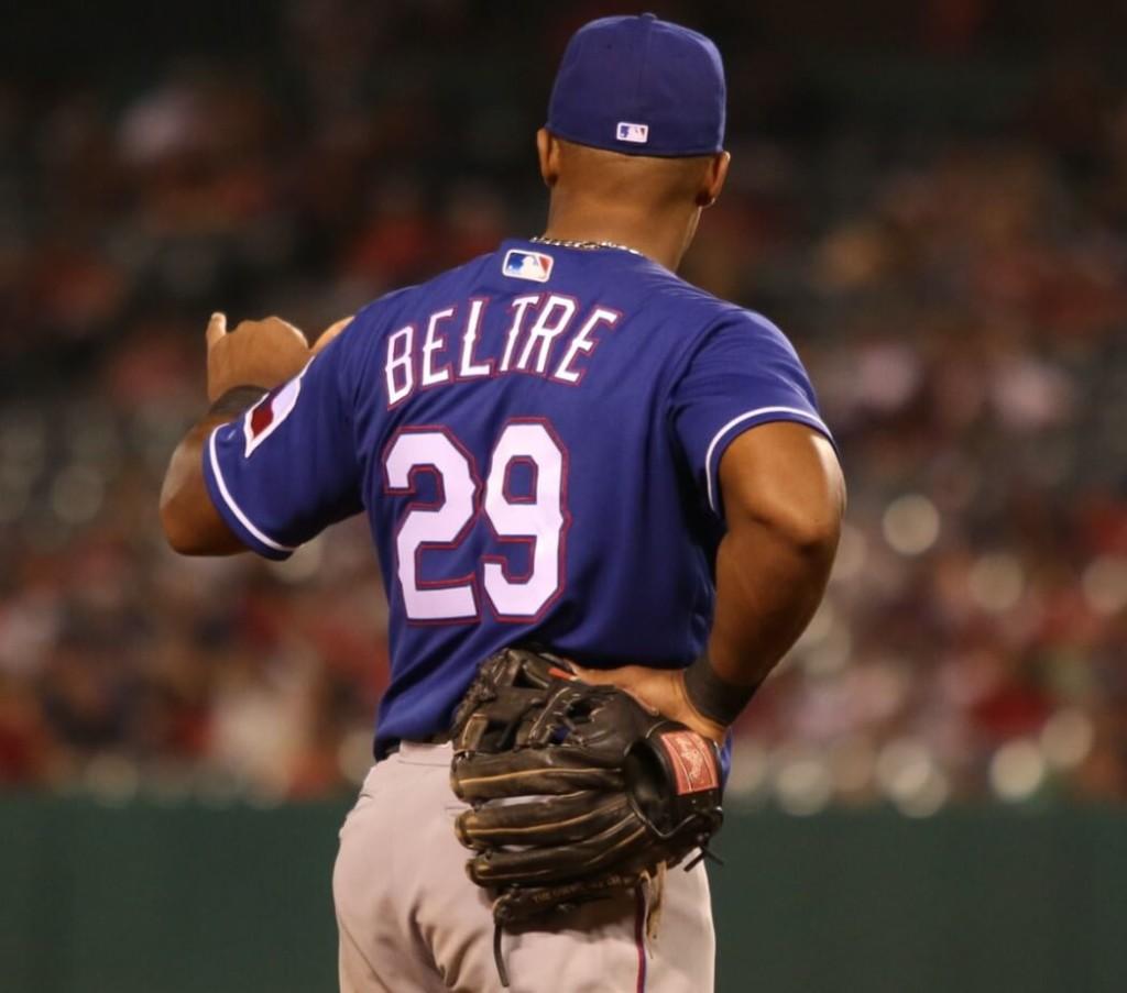 Adrian Beltre Rawlings Glove 4