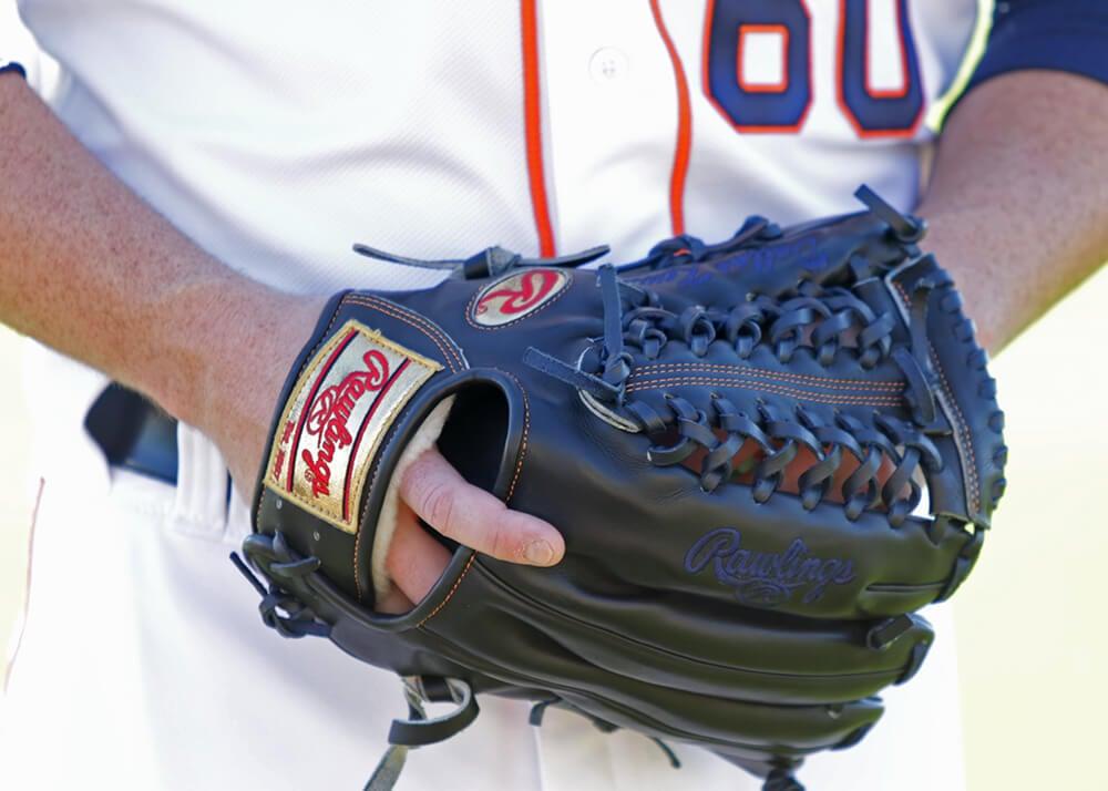 Dallas Keuchel Glove
