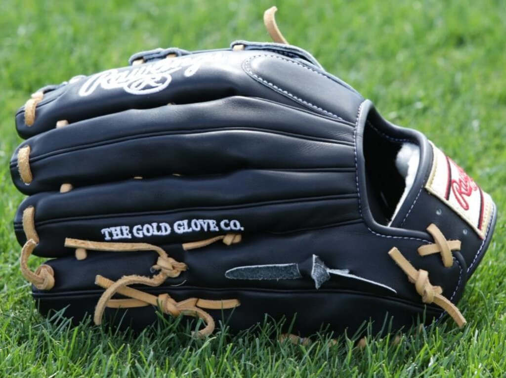 Kevin Kiermaier Rawlings Pro Preferred PRO303-6KB Glove 3