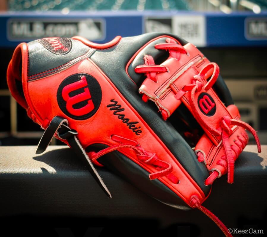 Mookie Betts Wilson Infield Glove
