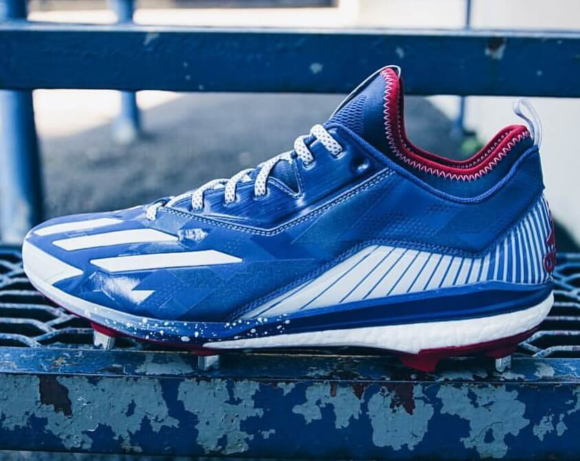 Kris Bryant adidas Boost Icon 2 Cleats 6