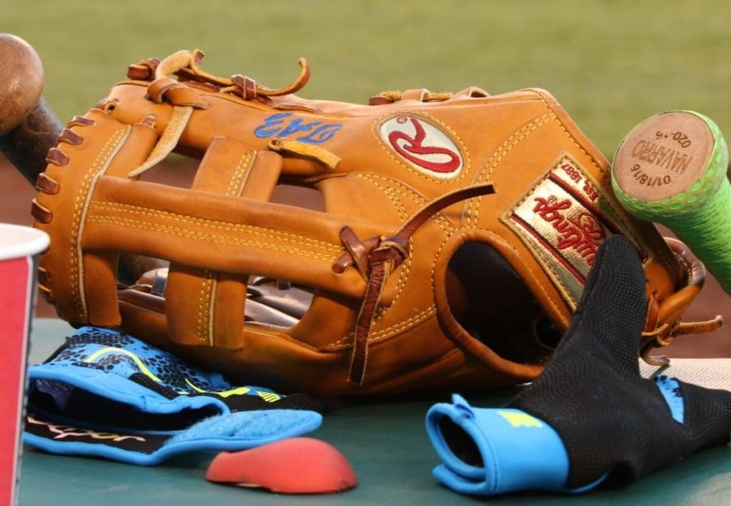 Troy Tulowitzki Glove